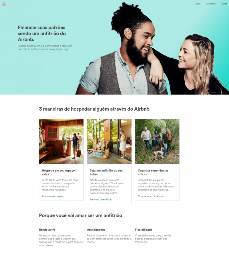 AirBnb-Anfitriao